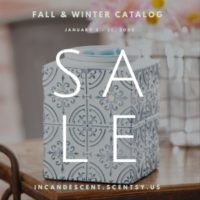 FALL WINTER CATALOG SCENTSY SALE INCANDESCENT.SCENTSY.US