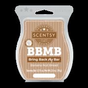 BANANA NUT BREAD SCENTSY BAR