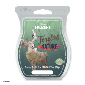 FEARLESS BY NATURE FROZEN 2 SCENTSY BAR