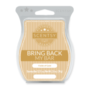 FIELDS OF GOLD SCENTSY BAR