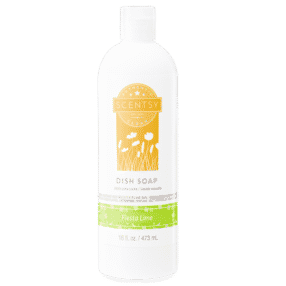 FIESTA LIME SCENTSY DISH SOAP 1