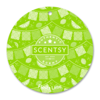 FIESTA LIME SCENTSY SCENT CIRCLE