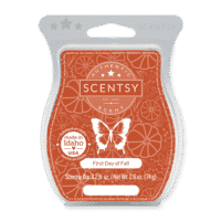 FIRST DAY OF FALL SCENTSY BAR
