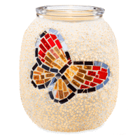 FLY AWAY BUTTERFLY MOSAIC SCENTSY WARMER