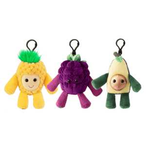FRUITY BUDDY CLIPS SCENTSY SUMMER COLLECTION 2021 | Summer Fruit Scentsy Buddy Clips | 3 Pack Bundle | Summer 2021