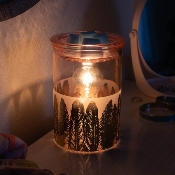 Fabulous Feathers scentsy warmer dark | NEW! Fabulous Feathers Scentsy Warmer | Shop Scentsy | Incandescent.Scentsy.us
