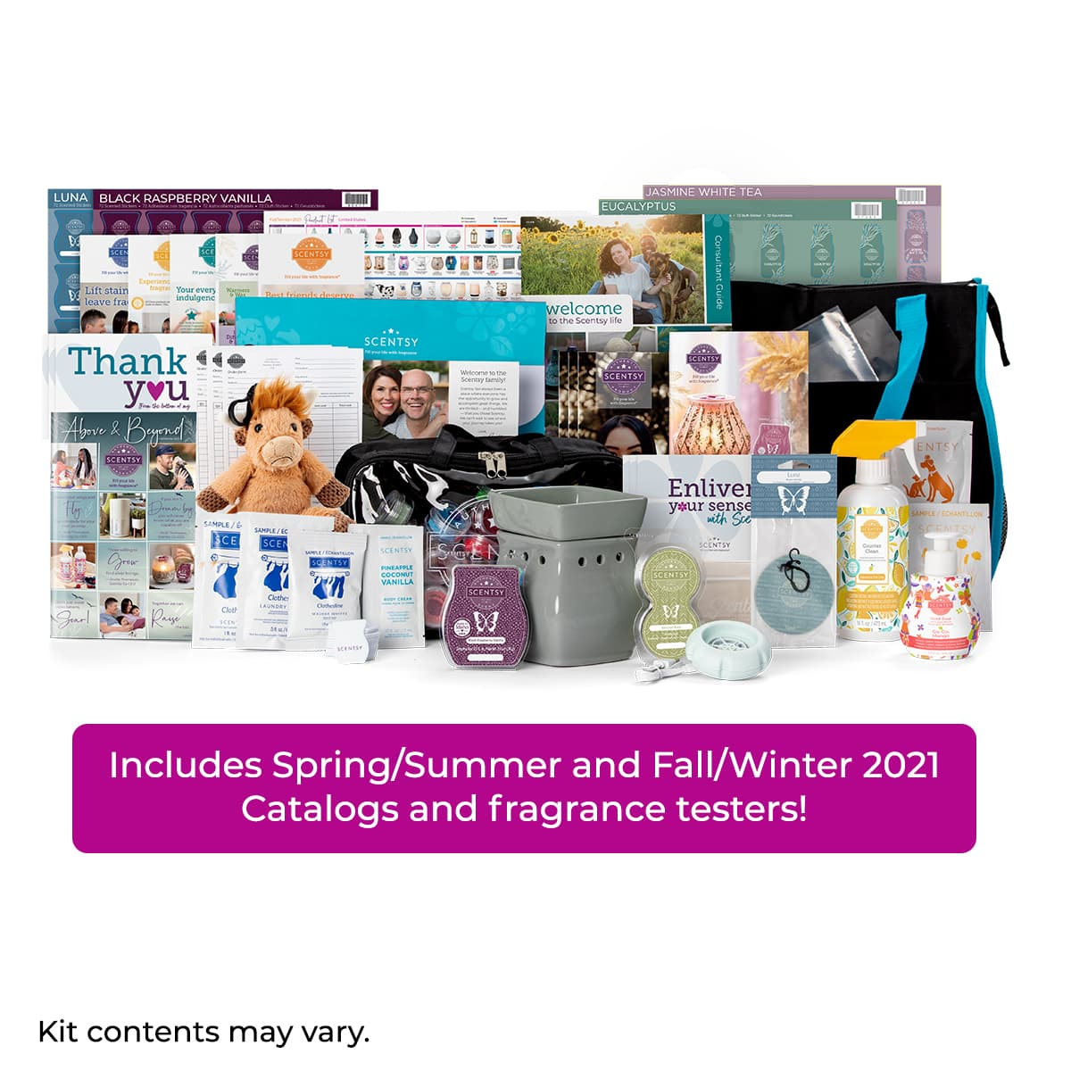 Join Scentsy July 2021 | Fall 2021 Scentsy Enhanced Starter Kit