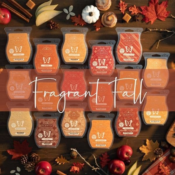 Fall Fragrances Scentsy