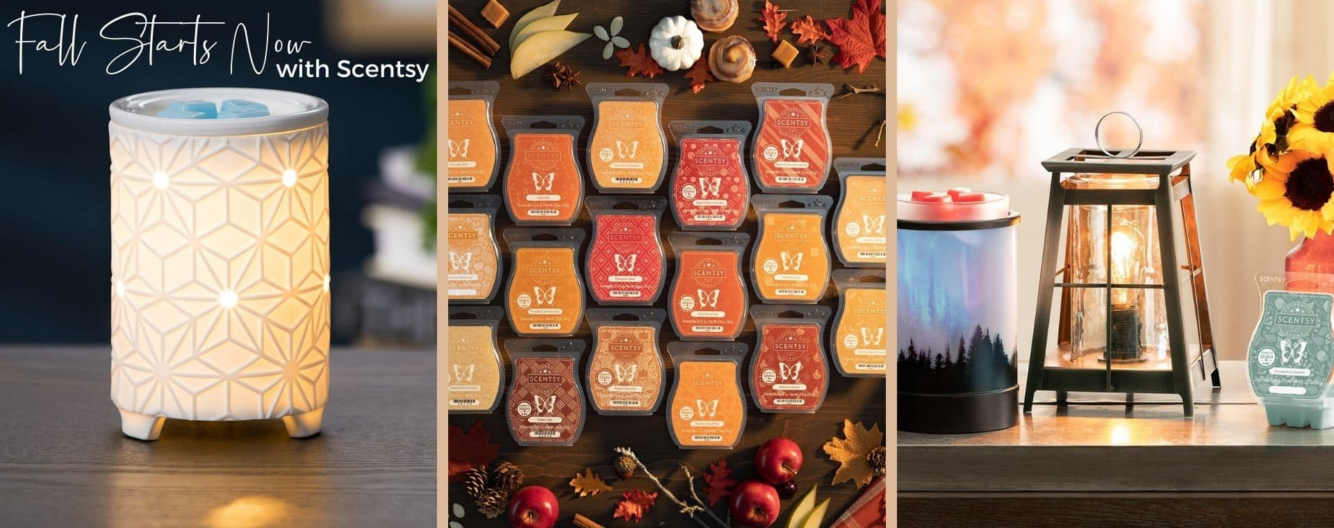 Fall Starts Now with Scentsy 2021