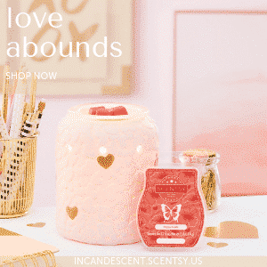 February 2019 Scentsy Specials Love Abounds