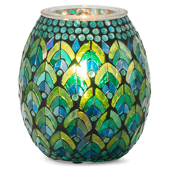 Flaunt your Feathers Scentsy Warmer7 | Flaunt Your Feathers Scentsy Warmer | Peacock Warmer Design