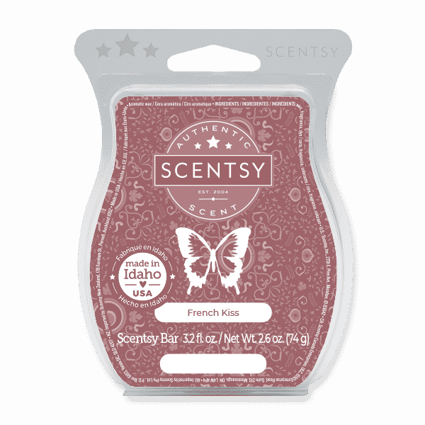 French Kiss Scentsy Bar 1