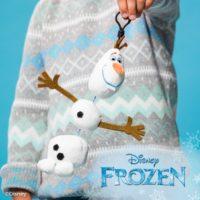 Frozen Olaf Scentsy Buddy Clip2