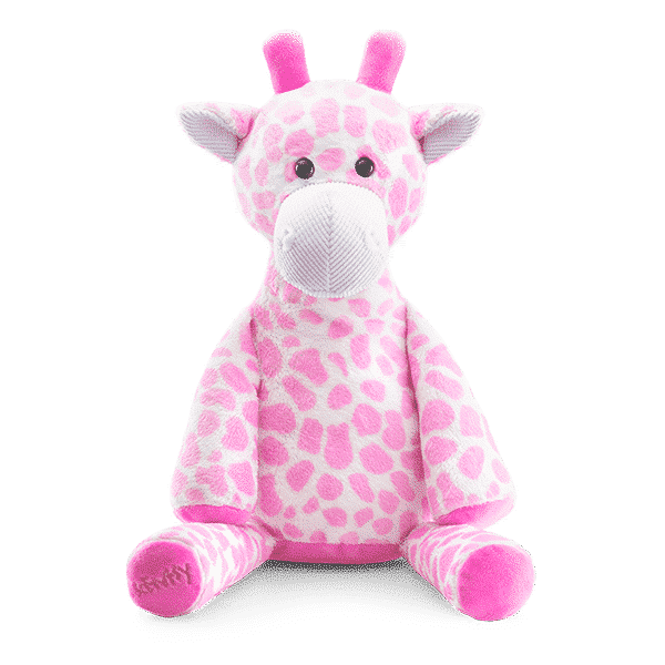 GENNA FRONT VIEW   Genna the Giraffe Scentsy Buddy   Incandescent.Scentsy.us