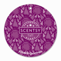 GHOSTLY GREETING SCENTSY SCENT CIRCLE