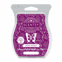 GHOSTLY GREETINGS SCENTSY BAR
