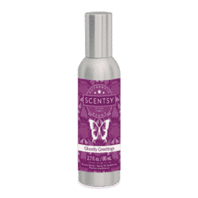 GHOSTLY GREETINGS SCENTSY ROOM SPRAY