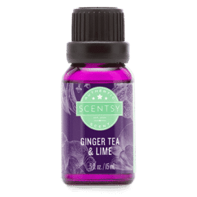 GINGER TEA & LIME SCENTSY OIL