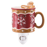 GINGERBREAD MAN NIGHTLIGHT MINI SCENTSY WARMER