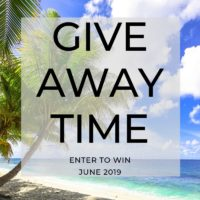 GIVE AWAY TIME SCENTSY JUNE 2019
