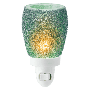 NEW! Glitter Teal Mini Scentsy Warmer | Summer 2021 | Incandescent.Scentsy.us