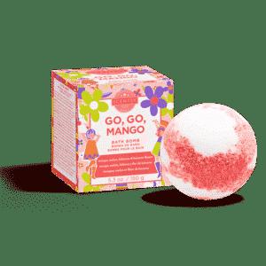 GO GO MANGO SCENTSY BATH BOMB
