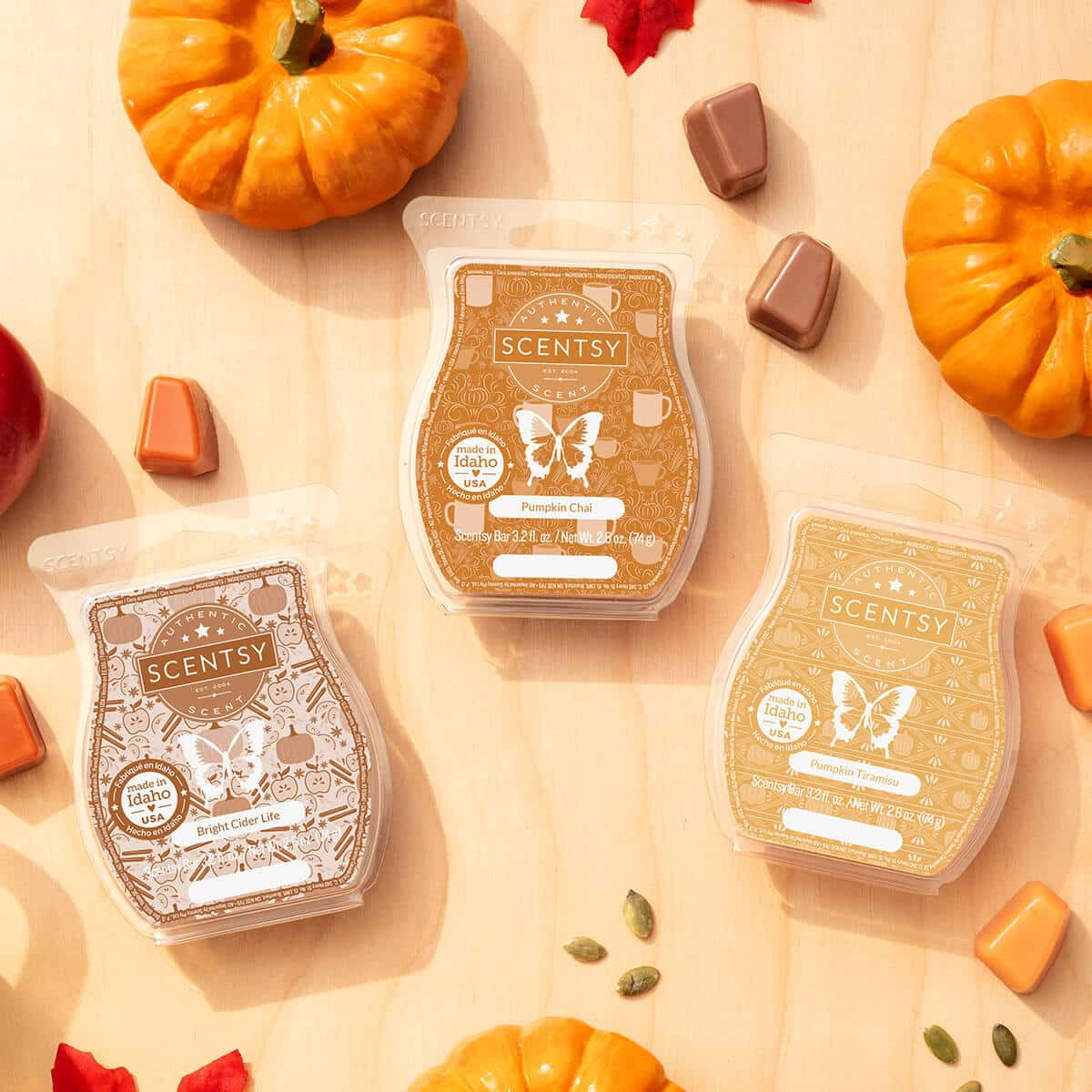 Gourdgeous Pumpkin Scentsy Harvest 2020 Wax Collection Incandescent Scentsy Us