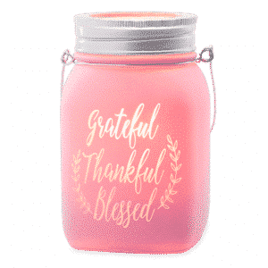 GRATEFUL, THANKFUL, BLESSED SCENTSY WARMER | GRATEFUL THANKFUL BLESSED SCENTSY WARMER | Shop Scentsy | Incandescent.Scentsy.us
