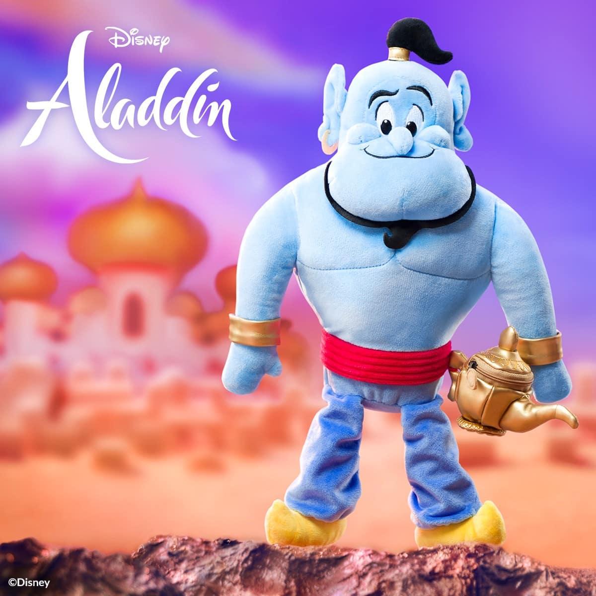 Disney's Aladdin Scentsy Collection |  Genie Scentsy Buddy | Shop 7/26