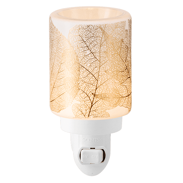 Gilded Leaves Scentsy Warmer1