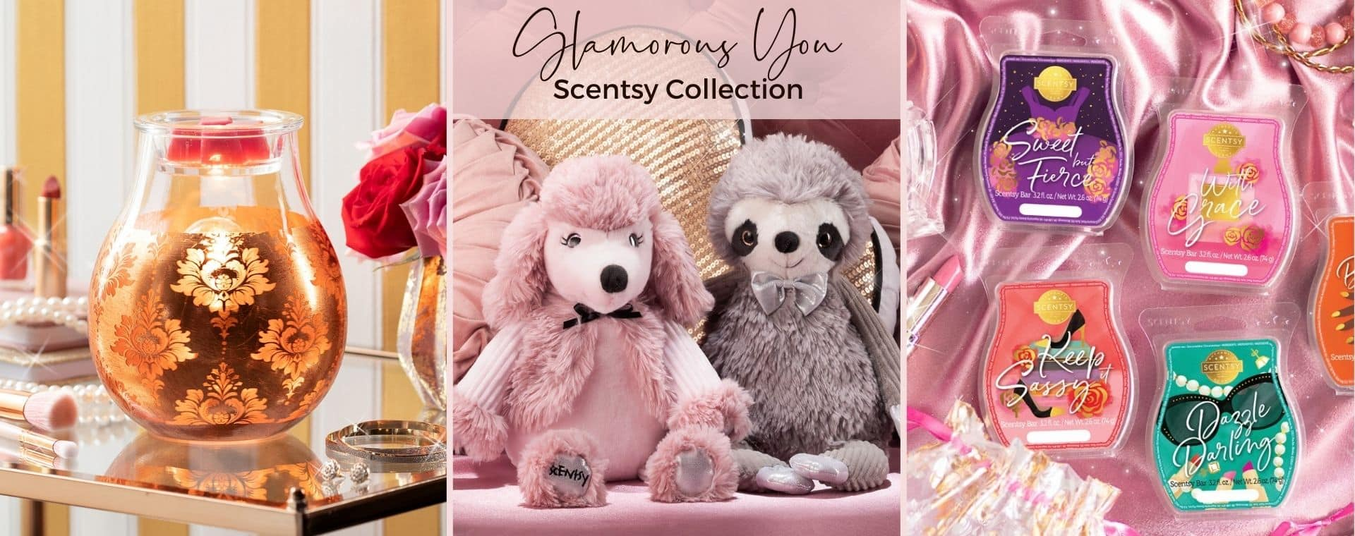 Glamorous You Scentsy Collection 3