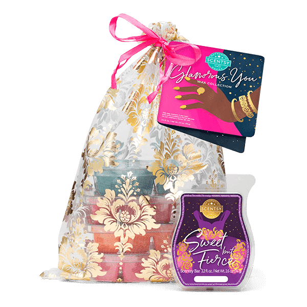 Glamourous You Scentsy Collection1 | Glamorous You Scentsy Wax Collection | Incandescent.Scentsy.us