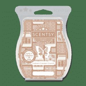 Graham Cracker Crunch Scentsy Bar