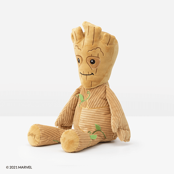 Groot Scentsy Buddy 3   Groot Scentsy Buddy   Marvel - Scentsy Collection