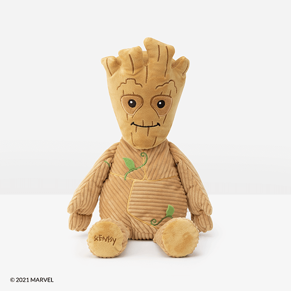Groot Scentsy Buddy 6   Groot Scentsy Buddy   Marvel - Scentsy Collection