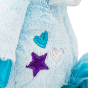 HALLEY THE UNICORN SCENTSY BUDDY DETAILS