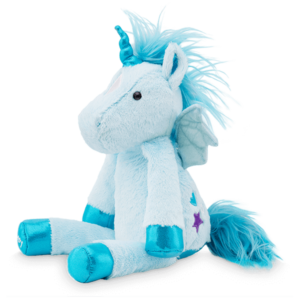 HALLEY THE UNICORN SCENTSY BUDDY FRONT