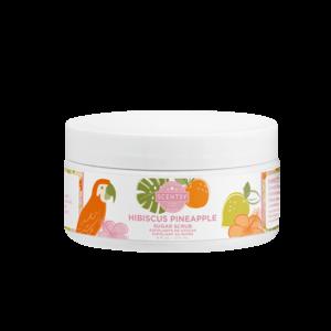 HIBISCUS PINEAPPLE SCENTSY SUGAR SCRUB 1 | Hibiscus Pineapple Scentsy Sugar Scrub
