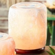 HIMALAYAN SALT SCENTSY WARMER WHITE