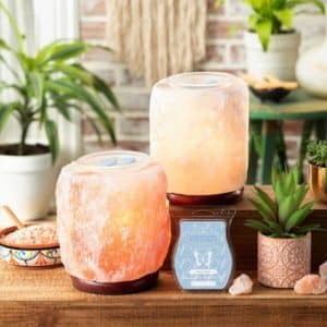 HIMALAYAN SALT WARMER PINK OR WHITE