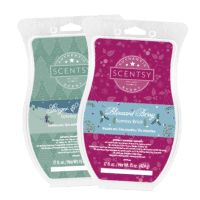 SCENTSY HOLIDAY BRICK BUNDLE 2018