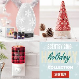 SCENTSY HOLIDAY & CHRISTMAS COLLECTION 2019