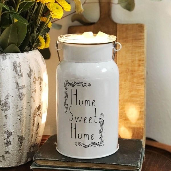 HOME AT LAST HOME SWEET HOME SCENTSY WARMER