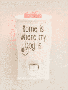 Car Light Bulbs >> NEW! HOME IS WHERE MY DOG IS NIGHTLIGHT MINI SCENTSY ...