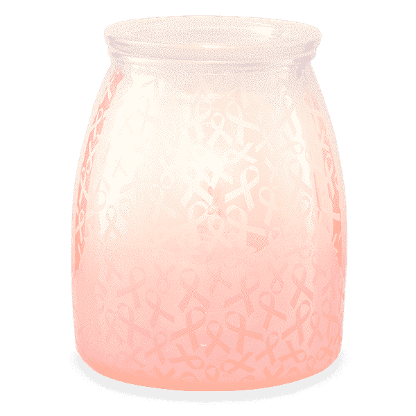 HOPE STRENGTH AND LOVE BREAST CANCER FOUNDATION SCENTSY WARMER | Hope, Strength, Love Scentsy Warmer | National Breast Cancer Foundation