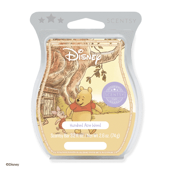 HUNDRED ACRE WOOD – SCENTSY BAR | Shop Scentsy | Incandescent.Scentsy.us