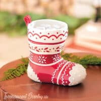 HUNG BY THE CHIMNEY SCENTSY WARMER
