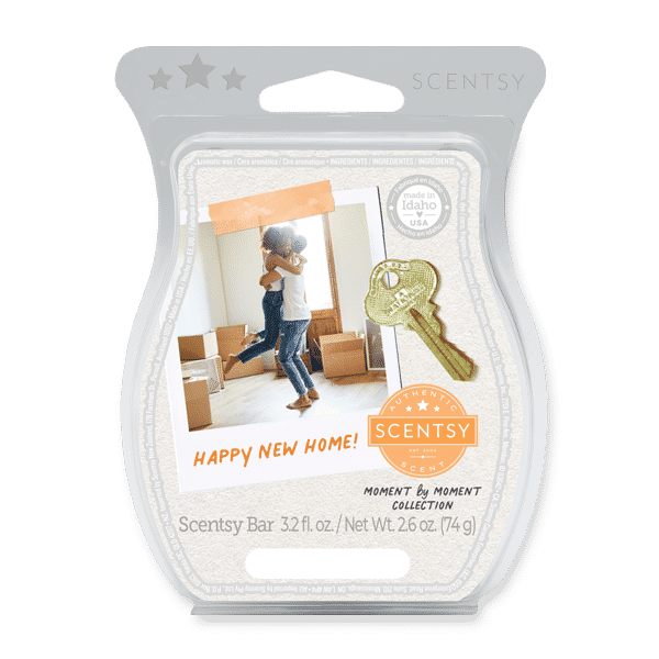 Happy New Home Scentsy Bar | Happy New Home Scentsy Bar | Incandescent.Scentsy.us
