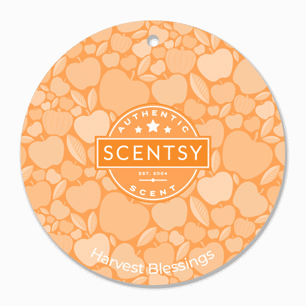 Harvest Blessing Scentsy Scent Circle