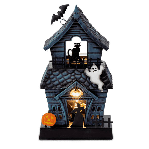 Haunting Good Time Scentsy Warmer September 2021 Warmer of the Month 09